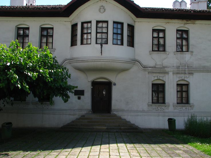 Princess Ljubica residence, a 19th century palace (now museum) in downtown Belgrade.