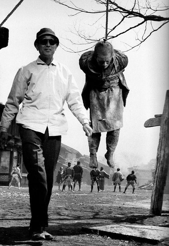 Akira Kurosawa - DOP: Kazuo Miyagawa