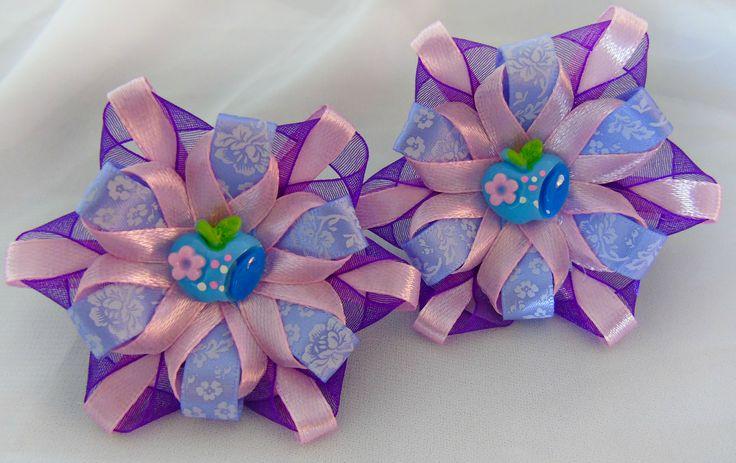 Резиночки для маленьких принцесс. Цена за пару 1.7$/