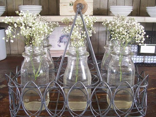19 best images about milk bottles on pinterest for Uses for old glass bottles