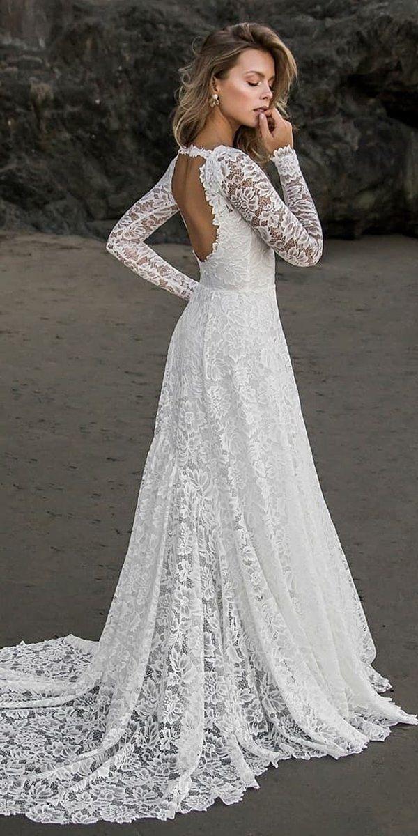 30 Best Rustic Wedding Dresses In 2021 Outdoor Wedding Dress Rustic Wedding Dresses Lace Wedding Dress Vintage