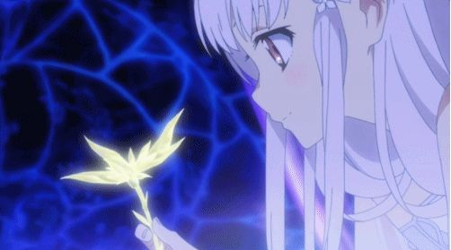 Glass No Hana To Kowasu Sekai (Garakowa) - Remo #Gif #Anime