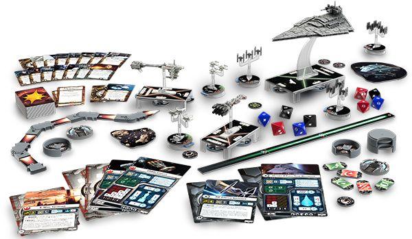 Nuevos Juegos De Star Wars De Mesa De Fantasy Flight Todo Star Wars