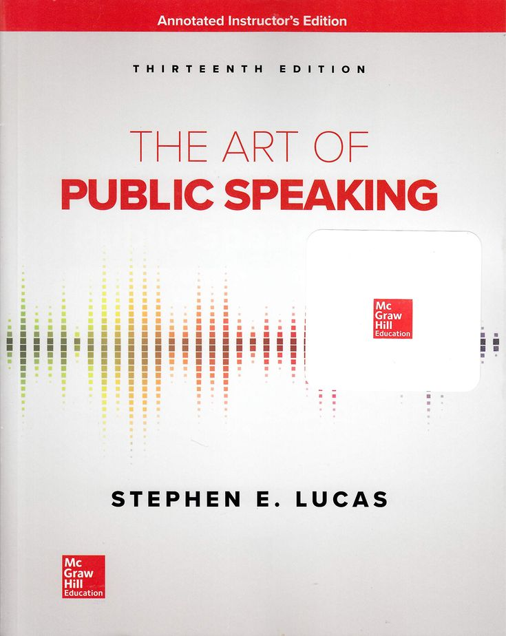 31+ The art of public speaking 13th edition online ideas