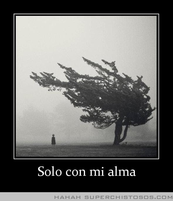 Solo Con Mi Alma