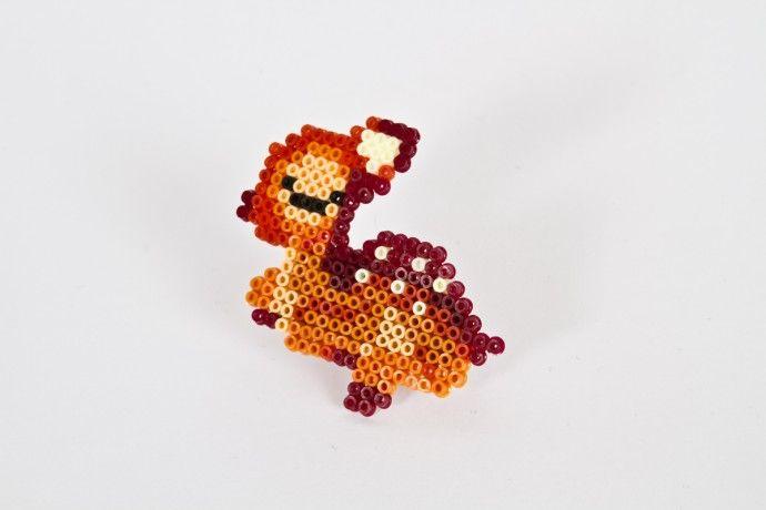 Bambi / deer / fawn perler