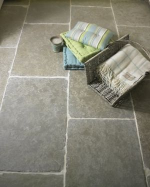 Old Farmhouse Green Limestone Flooring Tiles – White Hall Natural Stone Flooring Tiles | White Hall
