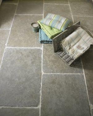 Old Farmhouse Green Limestone Flooring Tiles – White Hall Natural Stone Flooring Tiles | White Hall
