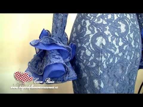 diy flamenca | 10:17 Como sacar el patrón de un traje de flamenca y transformarlo.