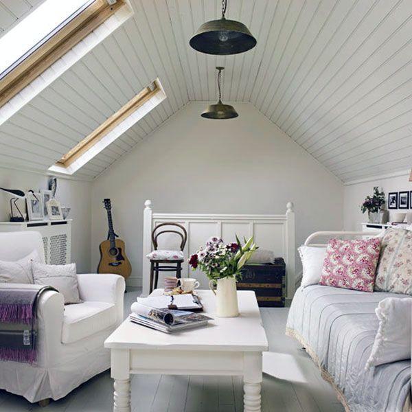 sevimli bir çatı katı