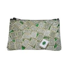 Wealth - Mahjong Tiles Top Down Coin Purse for