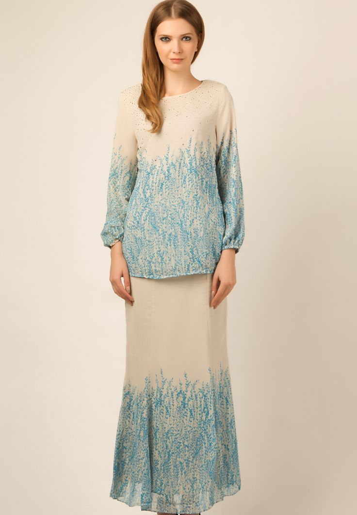 Irazam Collections: BAJU KURUNG MODEN (16)