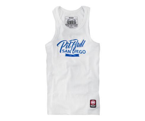 Tank Top El Jefe taktop pibull odzież http://pitbull.pl/shop/t-shirts/tank-top-el-jefe-1.html