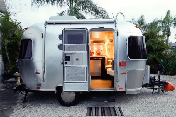 Original Airstream 16 Sport | RV Life | Pinterest | Airstream And Camping