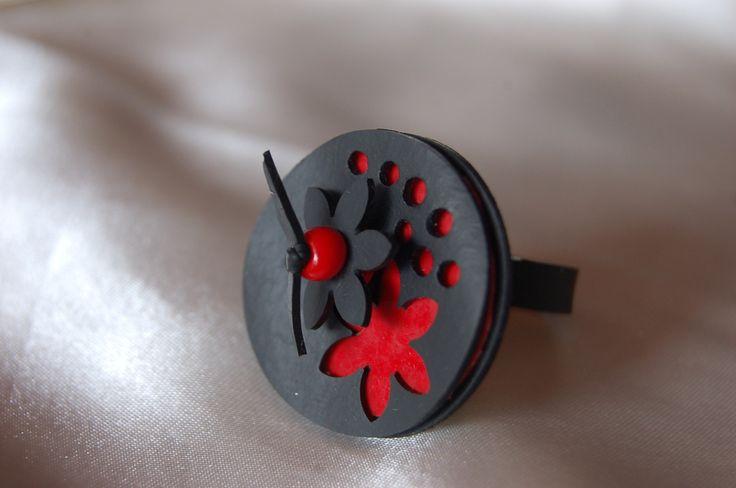 Bagues et Bracelets - Filles à retordre: créations et ateliers autour de la récup'
