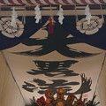 2015年 博多祇園山笠 追い山 舁き山笠 一番山笠 大黒流 降臨大黒天(こうりんだいこくてん) (6)