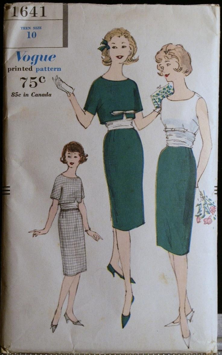 Enchanting 50s Nähmustern Collection - Decke Stricken Muster ...