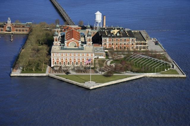 Ellis Island in New York