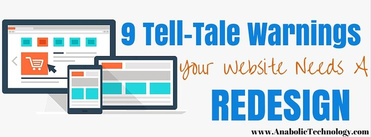 How do you know when to redesign your website? Can you increase leads and sales immediately with a redesign? #wordpress #webdesign
