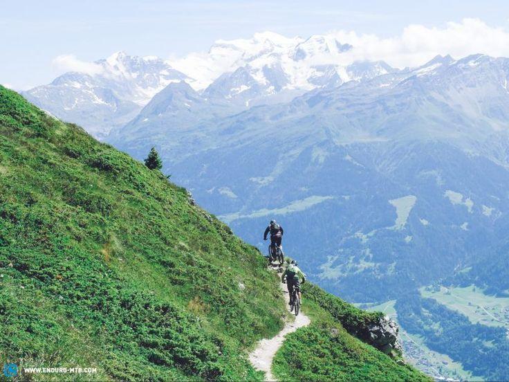 Verbier BikePark Spot Check – Switzerland's Mountain Bike Paradise? | ENDURO Mountainbike Magazine