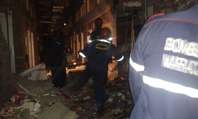 Explosión en el Gran Bazar de las delicias dejó pérdidas totales  http://www.facebook.com/pages/p/584631925064466