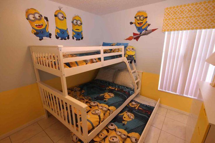 Naughty Minion Themed Kids Room Decor: Best 20+ Minion Bedroom Ideas ...