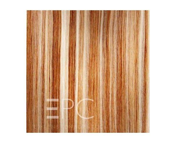 Extensions cheveux RH à clip Châtain méchées ,https://www.extensionpointcom.fr/1887-extension-a-clip-chatain-meche-platine.html#/longueur-50cm/volume-70g  #clip #loop #coiffure #longhair #style