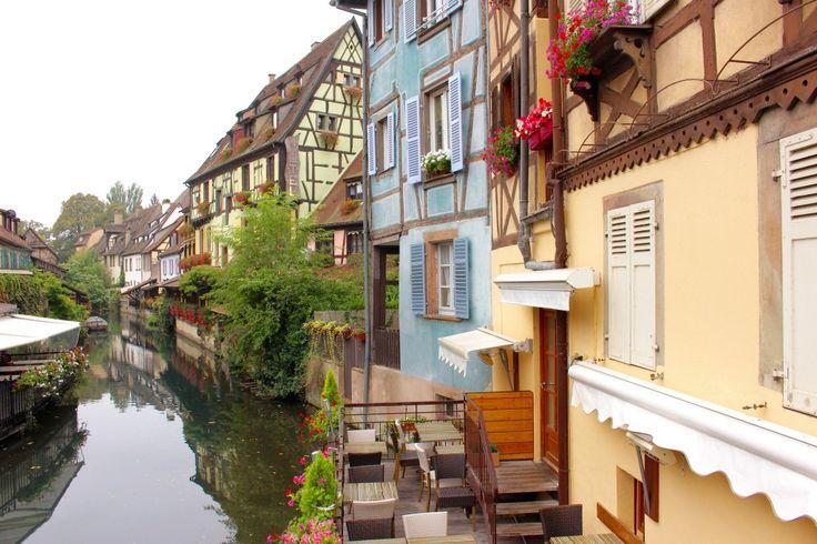 Colmar, Alsace. LivinGeneva.com