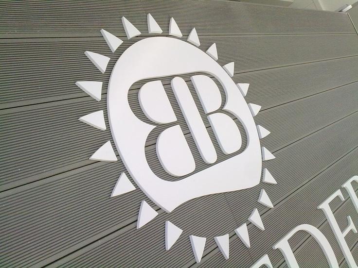 Belvedere Beach Sign