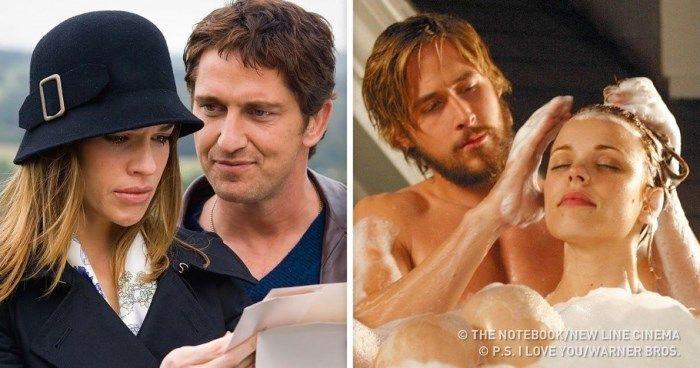 14 film, ami olyan romantikus, hogy azt kívánjuk, bárcsak valóság lenne