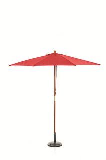 Tera Gear 8 Foot Muskoka Umbrella Red 39 Flickr