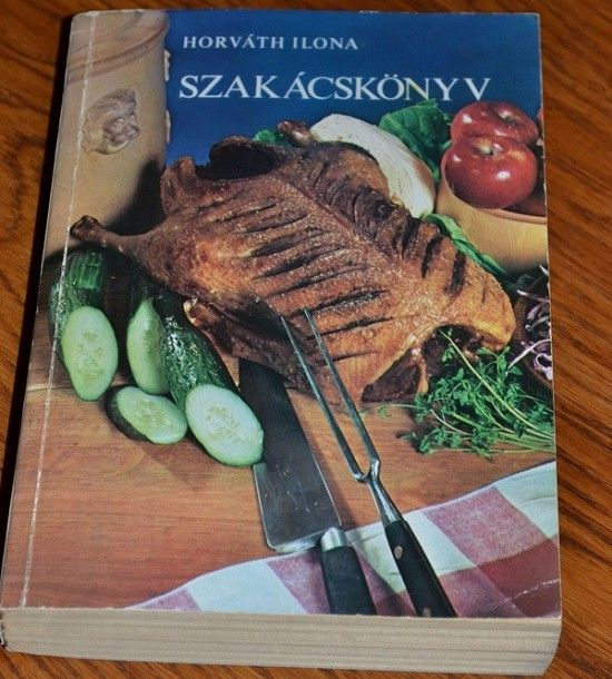 Gondolom Te is ebből a szakácskönyvből tanultál főzni. Anyukámnak és nekem is egyaránt megvan és a mai napig is... - MindenegybenBlog