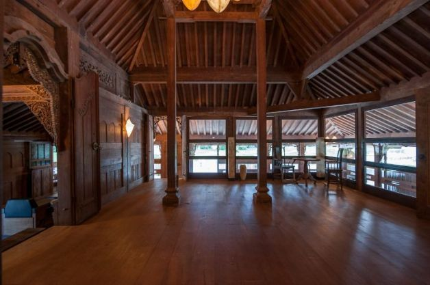Traditional Kudus house from Central Java, Indonesia on Vashon Island. Photo: Courtesy Beth De Groen/Windermere Real Estate