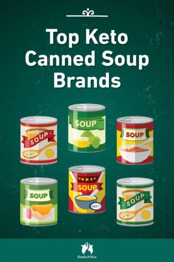 e9b6813325a Top Keto Canned Soup Brands Sometimes theres just no time to cook. When  youre on a special diet whether youre on a gluten-free vegetarian vegan  low-carb or ...