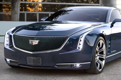 Cadillac LTS vs Tesla Model S