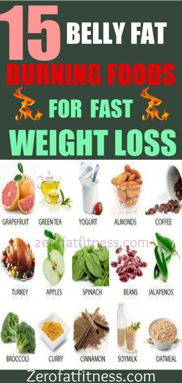 15 Best Belly Fat Burning Foods für schnellen Gewichtsverlust zu Hause