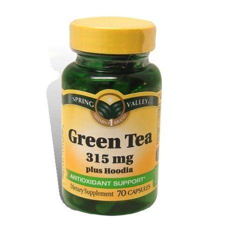 green tea weight loss pills | ... Valley Green Tea Plus Hoodia vs Tea Tone Plus – A Diet Pills Review
