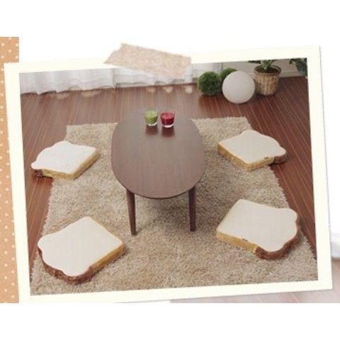 食パン座椅子や目玉焼き毛布でふっかふかに包まれる♡ 幻の「食パン福袋」がパワーアップして帰ってきた!! | Pouch[ポーチ]