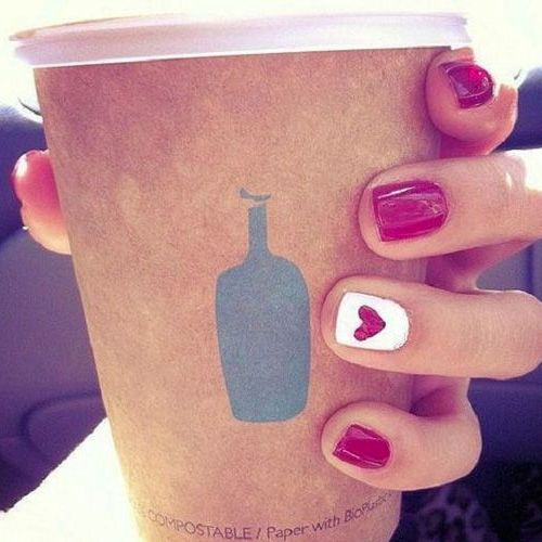 22 best Valentine\'s Day Nails images on Pinterest | Cute nails ...