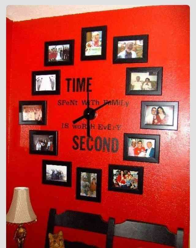 nice Red Kitchen Wall Decor #1: 17 Best ideas about Red Kitchen Walls on Pinterest | Red kitchen decor,  Paint cabinets white and Cheap kitchen remodel