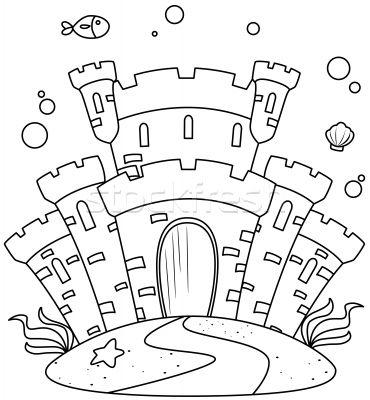 kastély rajz - Google keresés