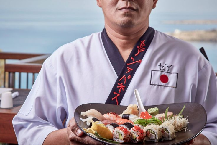 Let our expert chefs prepare for you an authentic culinary journey to the Far East with a delicious sushi platter at UMI Japanese & Sushi Bar Restaurant. #GrecianPark #GrecianHotels #Hotel #Hotels #Cyprus #Protaras #CapeGreco #Taste #Gastronomy #Mediterranean #SeaView #VisitCyprus #TasteCyprus http://www.grecianpark.com/restaurant-in-protaras.html
