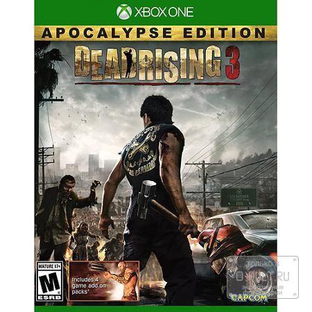 Microsoft Deadrising 3 ApclypsEdtn  — 2239 руб. —  Apocalypse Edition — это самое полное издание Dead Rising 3, в него в ходят лучшая игра с открытым миром про зомби, четыре набора загружаемого контента и дополнительный цифровой контент. Исследуйте город Лос-Пердидос вместе с другими выжившими, проходите дополнительные кампании и наслаждайтесь многочасовым истреблением оживших мертвецов — и все это по невероятно низкой цене. Добро пожаловать на Апокалипсис!