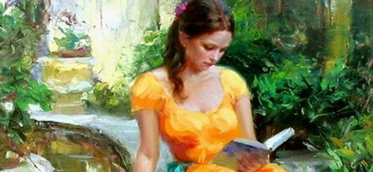 Ευτυχία είναι να περνάς ένα απόγευμα της εβδομάδας διαβάζοντας ποίηση.