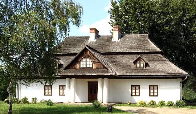 Dwór rodzinny J.H.Dąbrowskiego