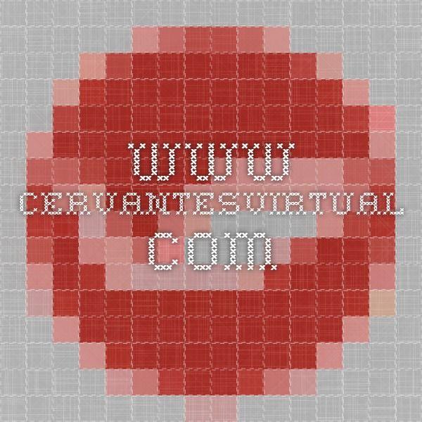 www.cervantesvirtual.com