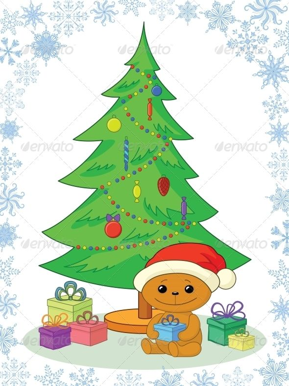 Best 25+ Cartoon christmas tree ideas on Pinterest | Christmas ...