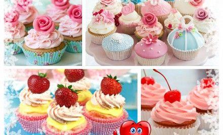 Krémy pre cupcakes - Báječné recepty