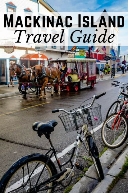 Use this Mackinac Island travel guide and book your summer weekend escape to go back to a simpler time on a peaceful Michigan island. http://www.littlethingstravel.com