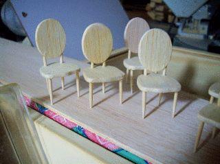 Maquetas, muebles en escala, juguetes de madera - Maquetas